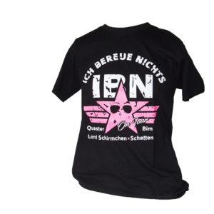"""T-Shirt Frauen – """"Ich bereue nichts"""""""