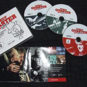 Puhdy Quaster Live – DVD