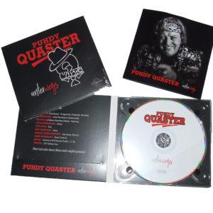 Unterwegs, das neue Album von Quaster