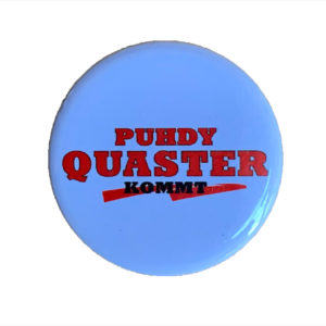 Purdy Quaster kommt